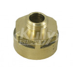 Zurn 60077001 Cartridge Cap Bonnet Nut
