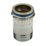 "Zurn P6000-J1 Tailpiece Assembly 2-1/8"" (for Rough-In 4-1/4"" to 5-1/4"")"