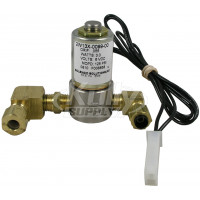 Zurn PESS6000-20 Solenoid Valve 6 VDC (with Elbow Fittings)