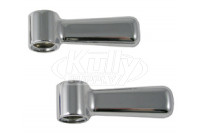 "Zurn G60501 2-1/2"" Lever Handles (2 Included)"